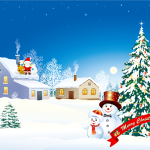 Merry Christmas(メリークリスマス)‼