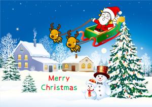 クリスマス会⑭