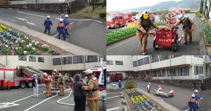 消防訓練⑦