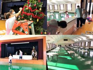クリスマス会⑨