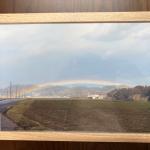 幸運の前兆⁉ ダブルレインボウ(二重の虹)