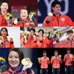 オリンピックは連日の金メダル‼ その影で…